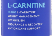 RSP Nutrition L-Carnitine (120 капс.)