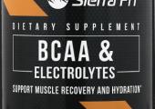 Sierra Fit BCAA & Electrolytes (435 гр - 30 тренировок)