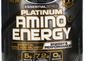 Muscleеech Platinum Amino Energy (30 тренировок)