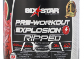 Six Star Pre-Workout Explosion Ripped (30 порций)