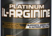 Muscletech Platinum L-Arginine (100 капс.)