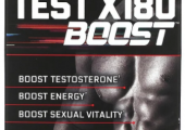 Force Factor Test X180 Testosterone Booster (120 табл.)