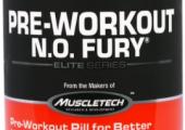 Six Star Pre-Workout N.O. Fury (60 капс.)