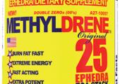 Cloma Pharma Methyldrene 25 ECA Stack (100 капс.)