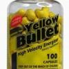 Hard Rock Supplements Yellow Bullet (100 капс.)