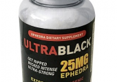 Rx-Pharma ULTRA BLACK (100 капс.)