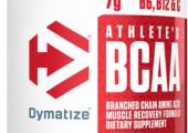 Dymatize Nutrition Athlete's BCAA (300 грамм - 25 тренировок)